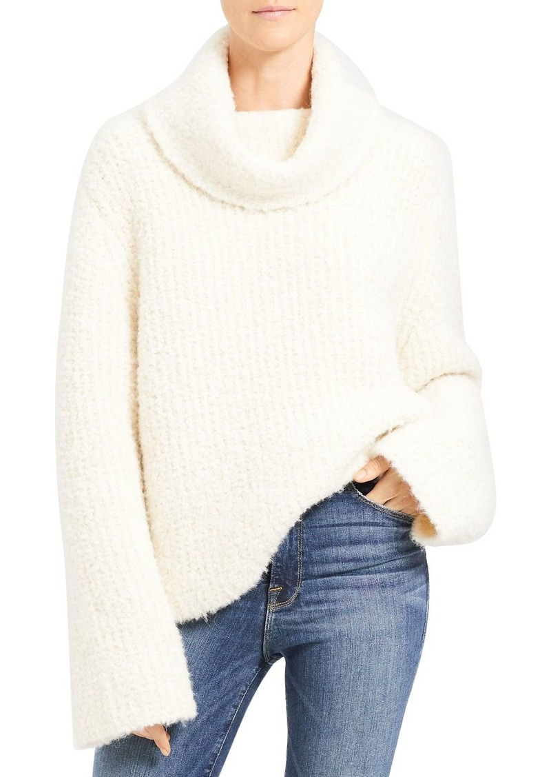Theory Air Cowl-Neck Sweater