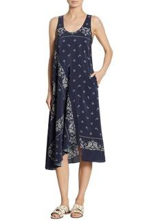 Apalania Bandana Dress