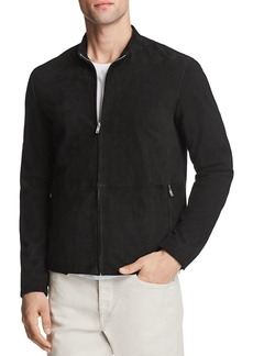 Theory Arvid Suede Jacket