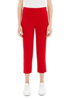 Theory Basic Crepe Pants