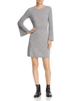 Theory Bell-Sleeve Cashmere Dress - 100% Exclusive