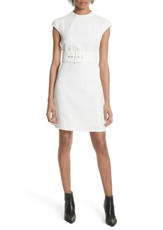 Theory Belted Mod Dress