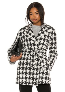 Theory Belted Overlay Coat