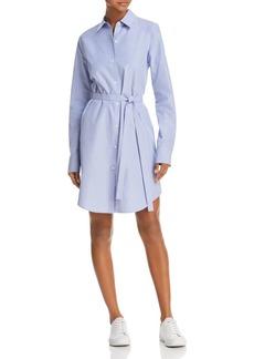 Theory Belted Shirt Dress