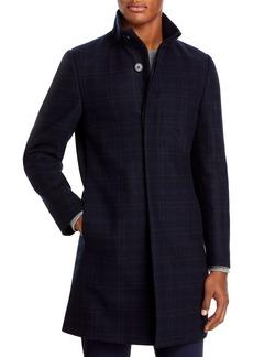 Theory Belvin Kensington Plaid Coat - 100% Exclusive