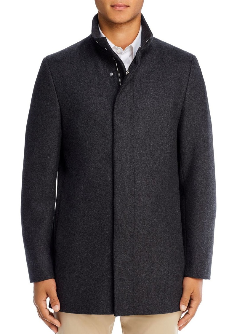 Theory Belvin Z Modus Regular Fit Coat - 100% Exclusive
