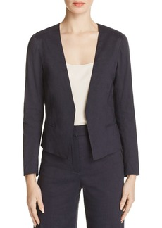 Theory Benefield Open Front Blazer