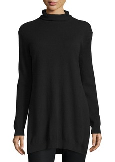Theory Beninaty Cashmere Roll-Neck Sweater