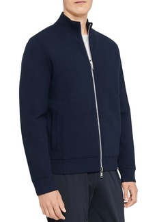 Theory Boglio Quilted Track Jacket