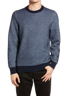 Theory Boland Cashmere Crewneck Sweater