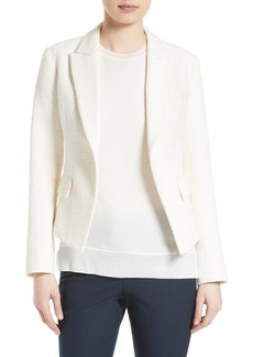 Theory Brince Newdale Textured Jacket