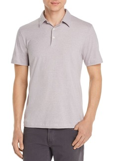 Theory Bron Mini-Stripe Regular Fit Polo Shirt - 100% Exclusive