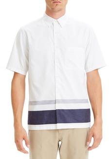 Theory Bruner Slim Fit Sport Shirt