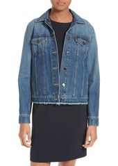 Theory Bryndis Denim Jacket
