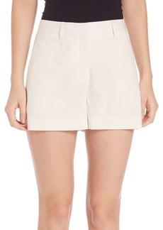 Theory Calila Poplin Shorts
