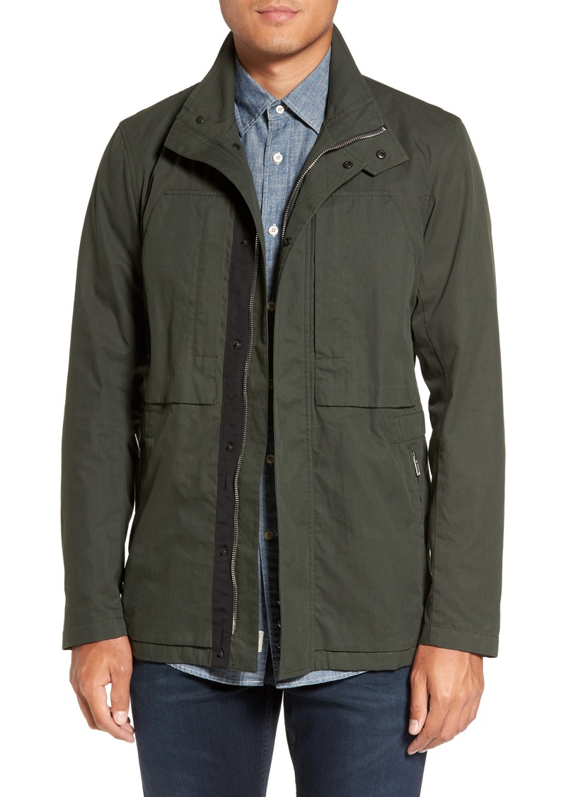 001d0208 Theory Theory Canvas Field Jacket | Outerwear