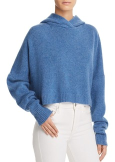 Theory Cashmere Hooded Sweater