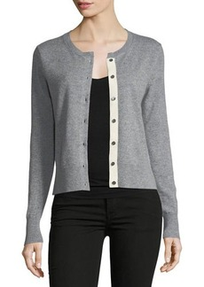Theory Cashmere Tommena Cardigan