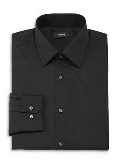 Theory Cedrick Kenai Slim Fit Dress Shirt
