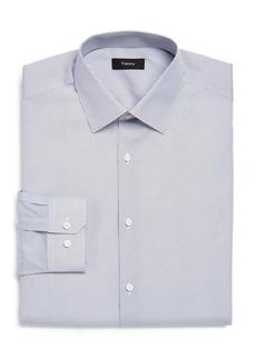 Theory Cedrick Valencia Slim Fit Dress Shirt