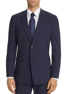 Theory Chambers Longford Tonal Glen Plaid Slim Fit Suit Jacket