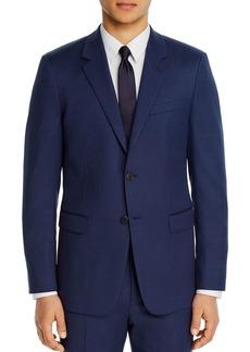 Theory Chambers Micro-Birdseye Slim Fit Suit Jacket