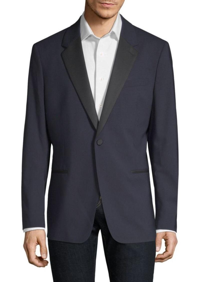 ffd287217669 Theory Chambers Wool Tuxedo Jacket Now  417.00