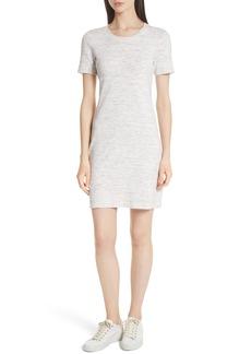 Theory Cherry B3. T-Shirt Dress