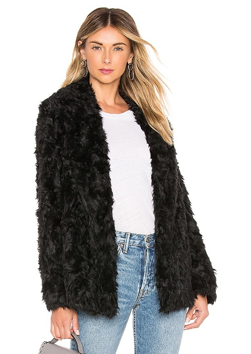 c8bd563382c8 Theory Theory Clairene Faux Fur Coat | Outerwear
