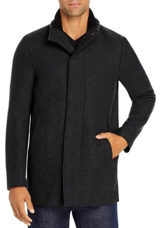 Theory Clarence Melton Recycled Wool Blend Coat