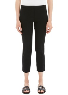 Theory Classic Double-Stretch Cropped Skinny Pants