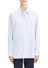 Theory Classic Menswear Cotton Shirt