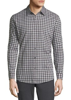 Theory Clean Flannel Sport Shirt