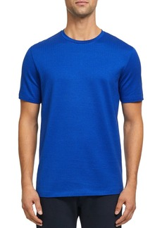 Theory Zelig Jacquard Clean Tee