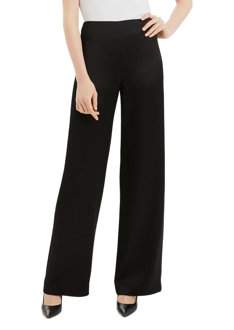 Theory Clean Wide-Leg Pants
