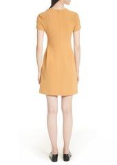 33db6775a30 Theory Theory Corset Admiral Crepe T-Shirt Dress