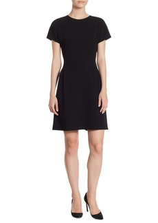 Theory Tailored Mini Dress