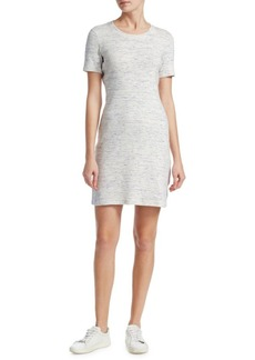 Theory Cotton T-Shirt Dress