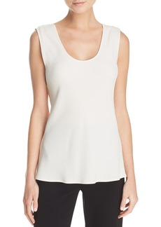 Theory Cowl-Back Tank