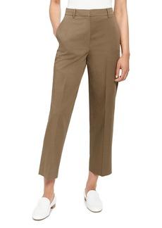 Theory Crop Straight Pants