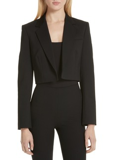 Theory Cube Crop Jacket