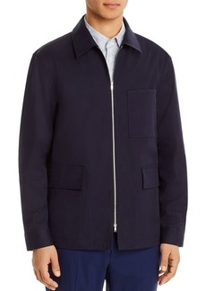 Theory Dalen Regular Fit Twill Jacket - 100% Exclusive