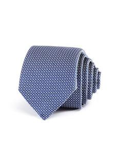 Theory Danbury Micro Neat Skinny Tie