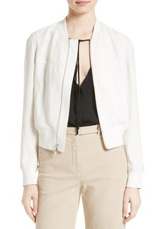 Theory Daryette B Elevate Crepe Jacket