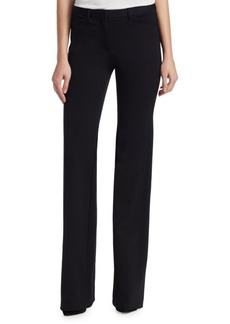 Theory Demitria Wide Leg Pants