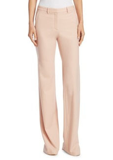 Theory Demitria Wool-Blend Pants