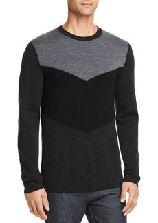 Theory Detroe Milos Color-Block Sweater - 100% Exclusive