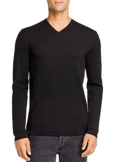 Theory Detroe Milos V-Neck Sweater