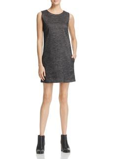 Theory Didianne Linen-Blend Dress