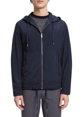 Theory Ditmars Regular Fit Hooded Jacket
